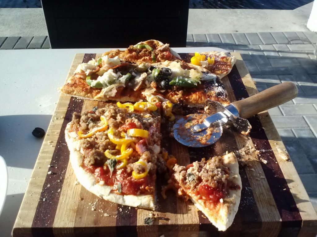 Try My Pizza On the Grill…It's A Pie To Remember!
