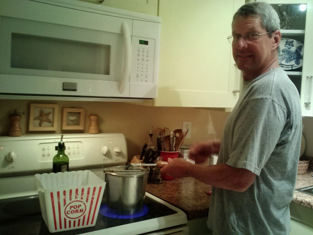 "Peepaw's Famous Popcorn…His ""Secret Recipe"" Shared!"