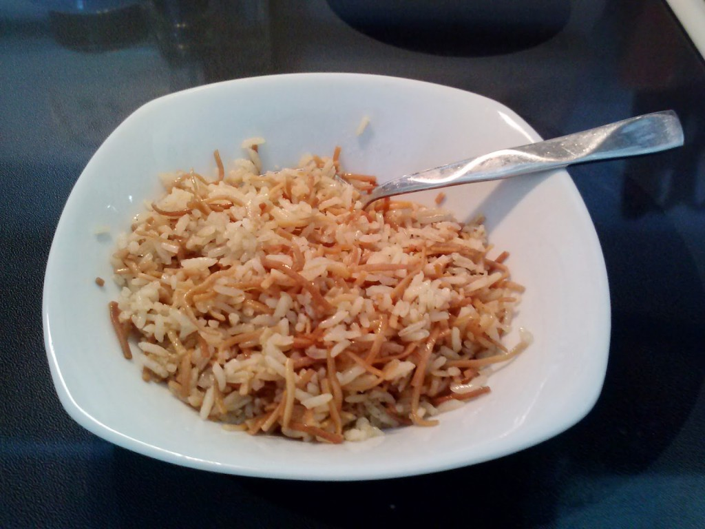 Sally's Rice Pilaf