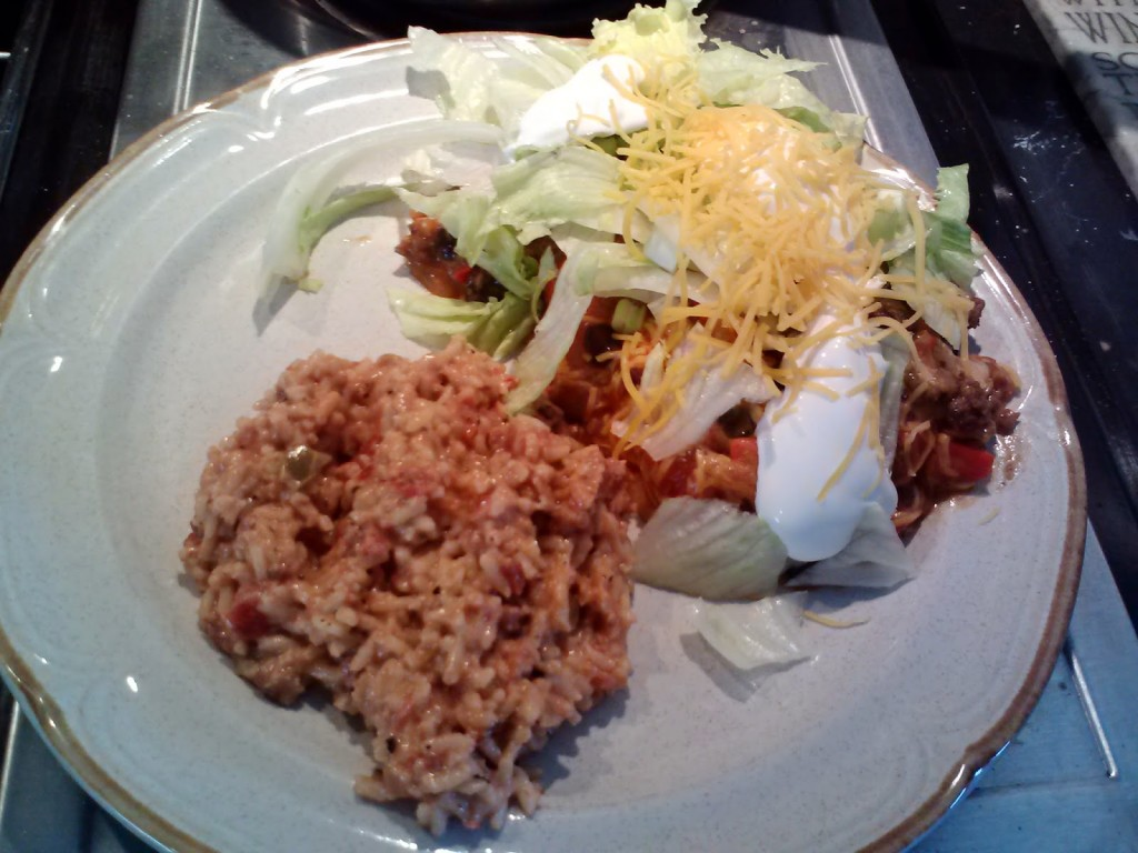 Mexican Rice Dish