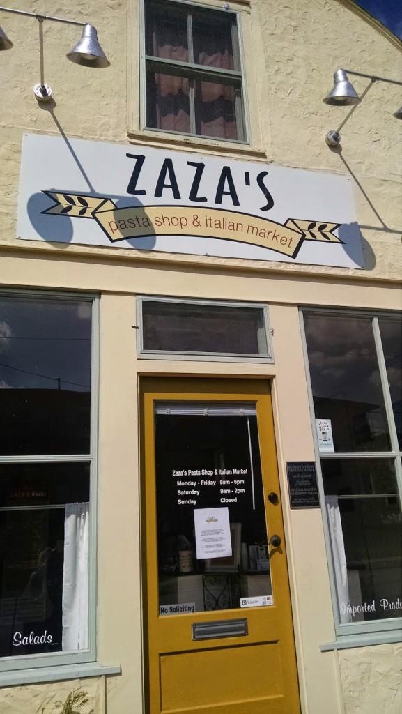 Zaza's Pasta Shop and Italian Market – Iowa City, Iowa