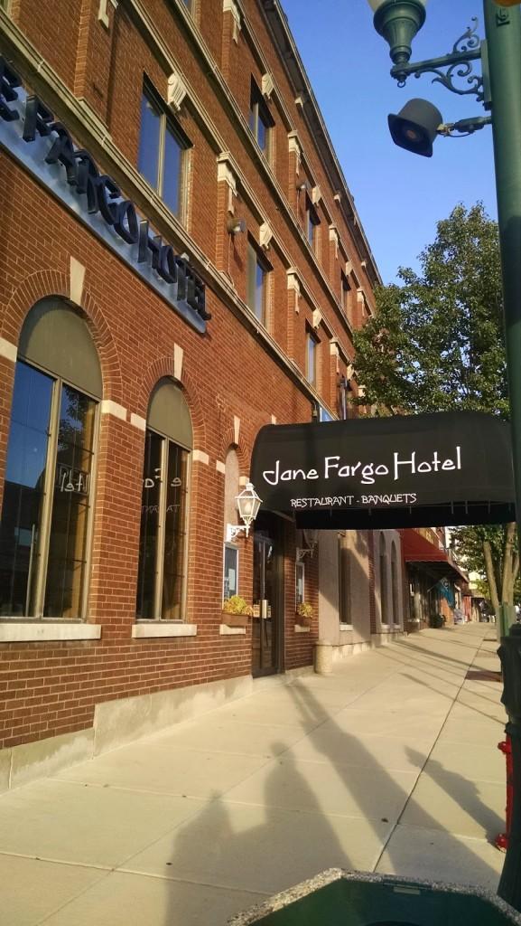 Jane Fargo Hotel – Sycamore, Illinois