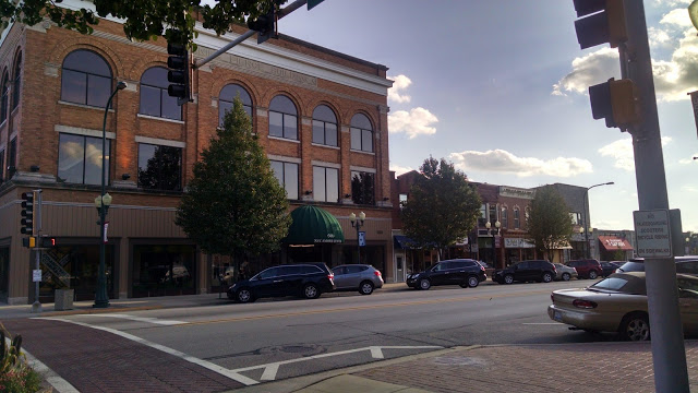 Downtown Sycamore – Sycamore, Illinois