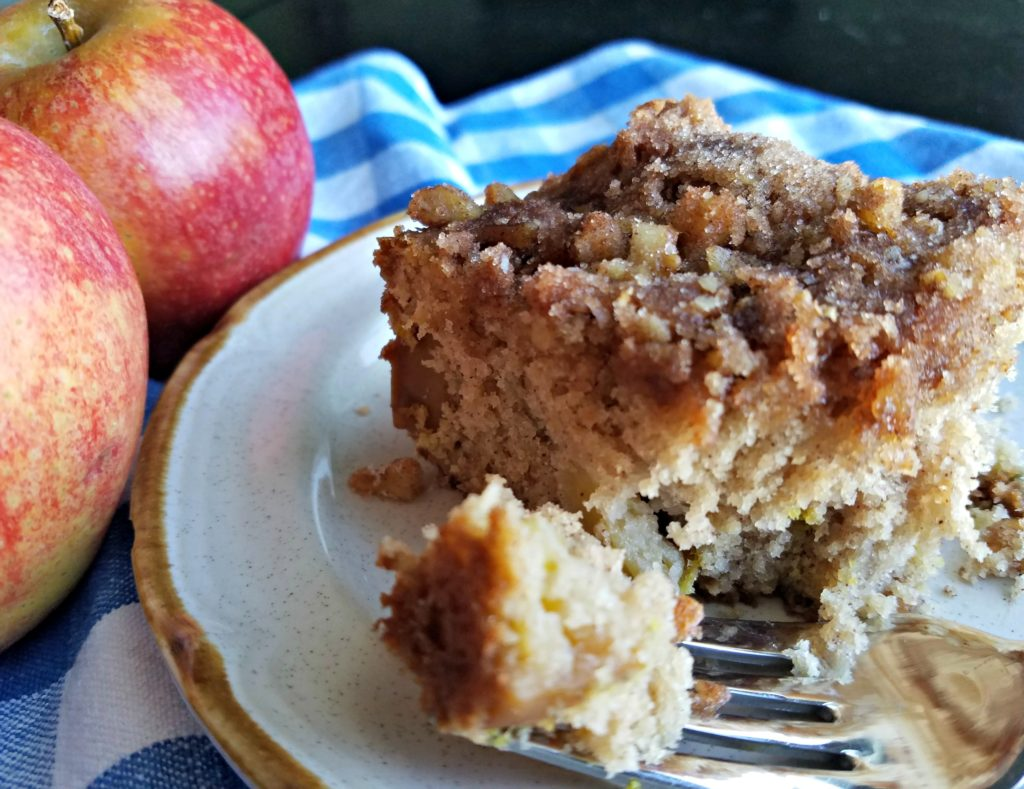 Roman Apple Cake and Autumn – A Match Made In Heaven