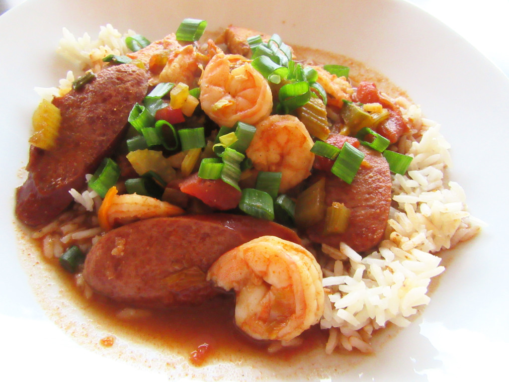 Meemaw's Cajun Jambalaya…A Fat Tuesday Tradition