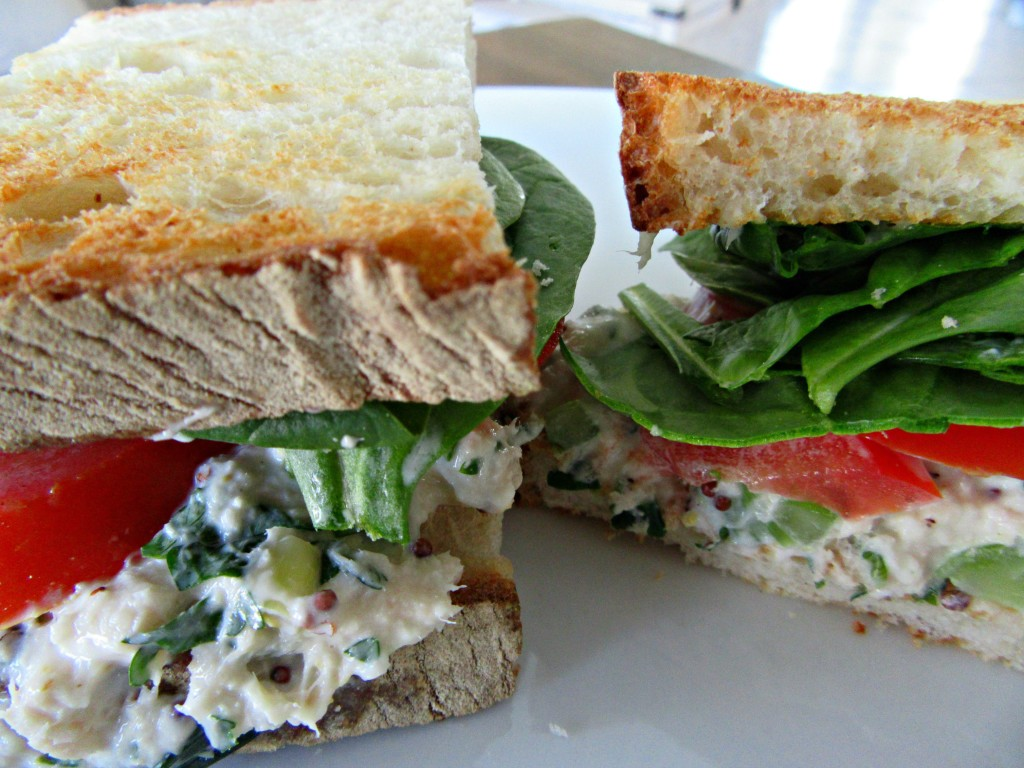 Meemaw's Favorite Tuna Salad…My Lunchtime Favorite Fish