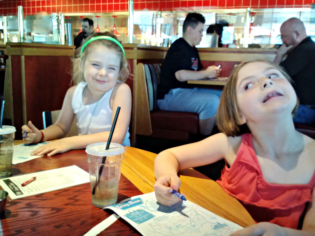 Restaurant Rules For Kids | Meemaw Eats