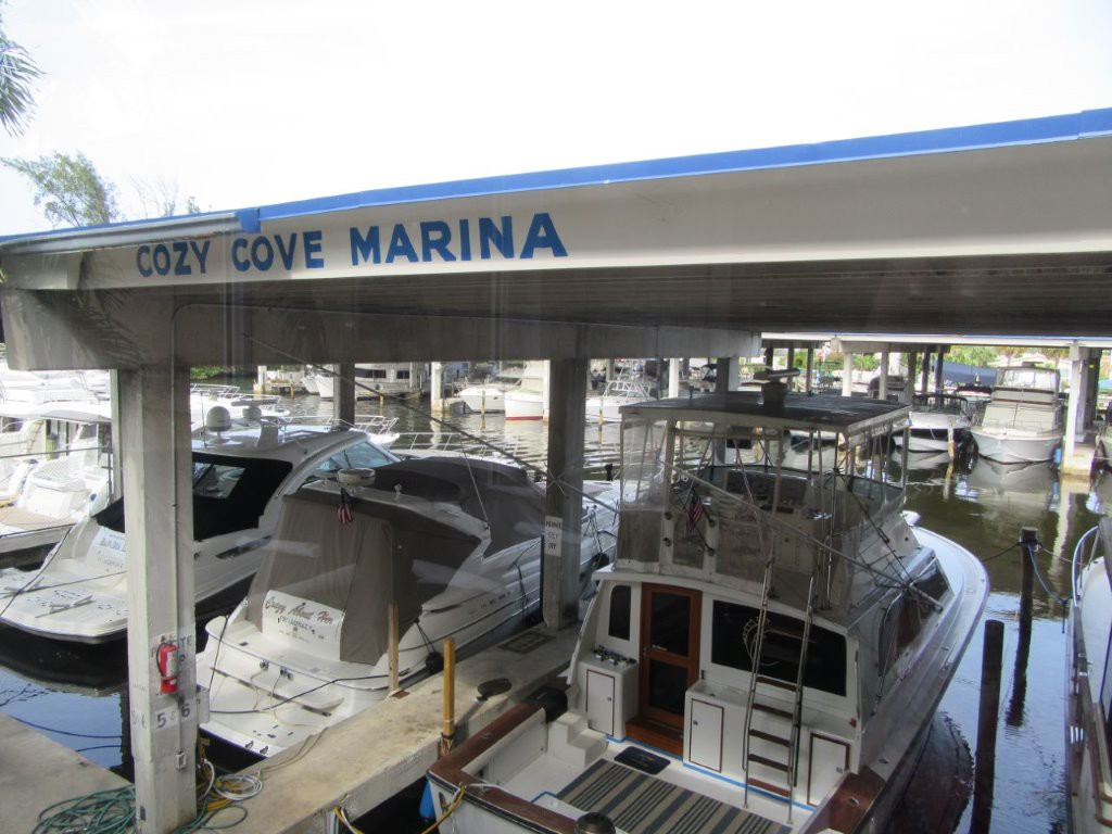 Dockers Restaurant Dania Beach