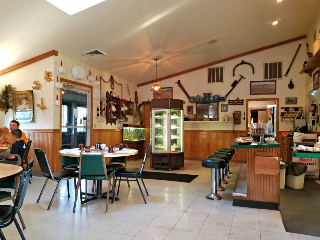 Suzy's Pointer Cafe – Mineral Point, Wisconsin