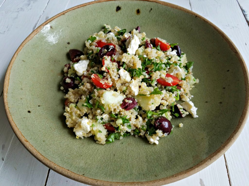 Tabbouleh Salad…A Culinary Trip Around The World