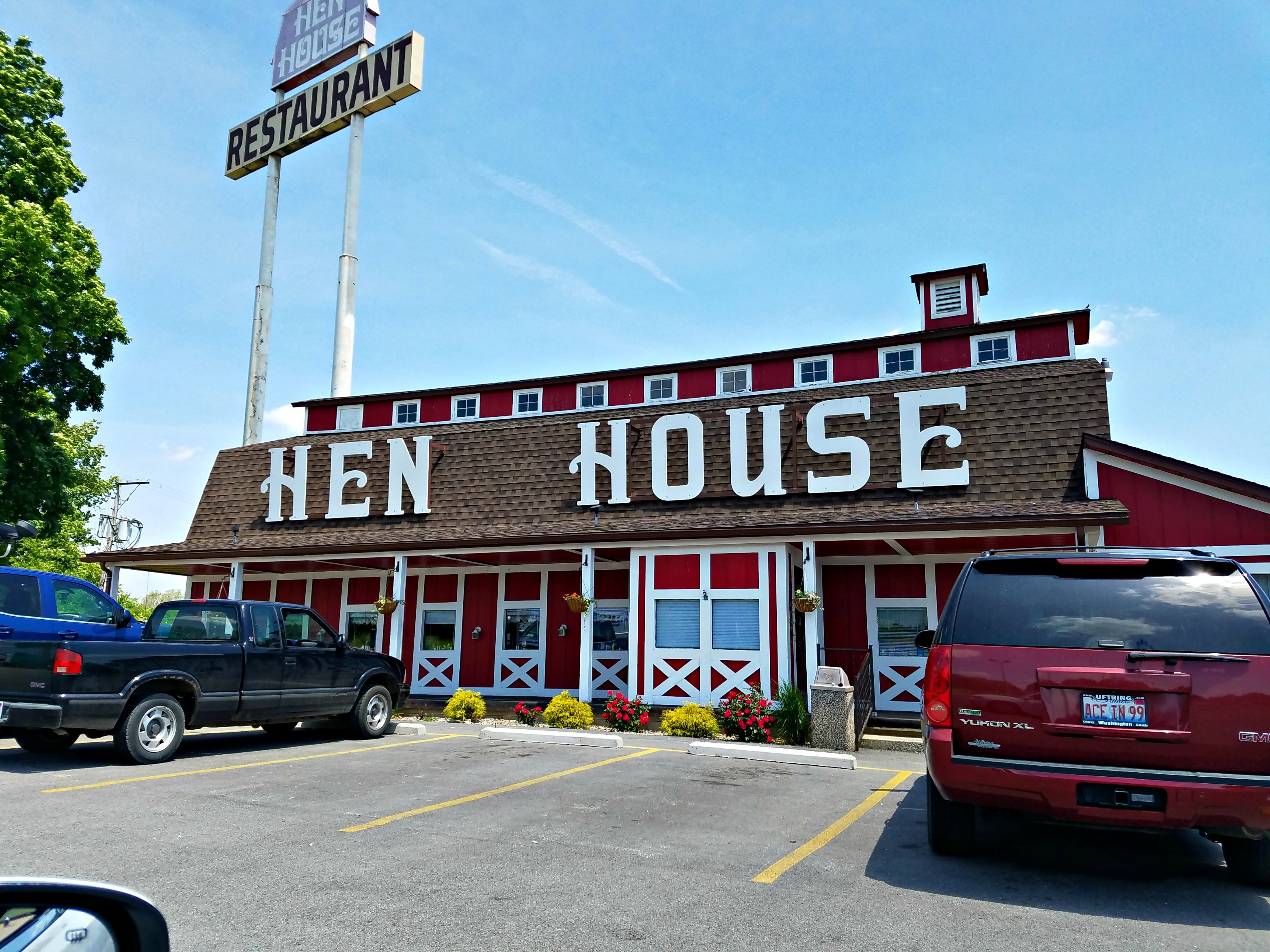 Hen House Restaurant Mahomet Illinois Meemaw Eats