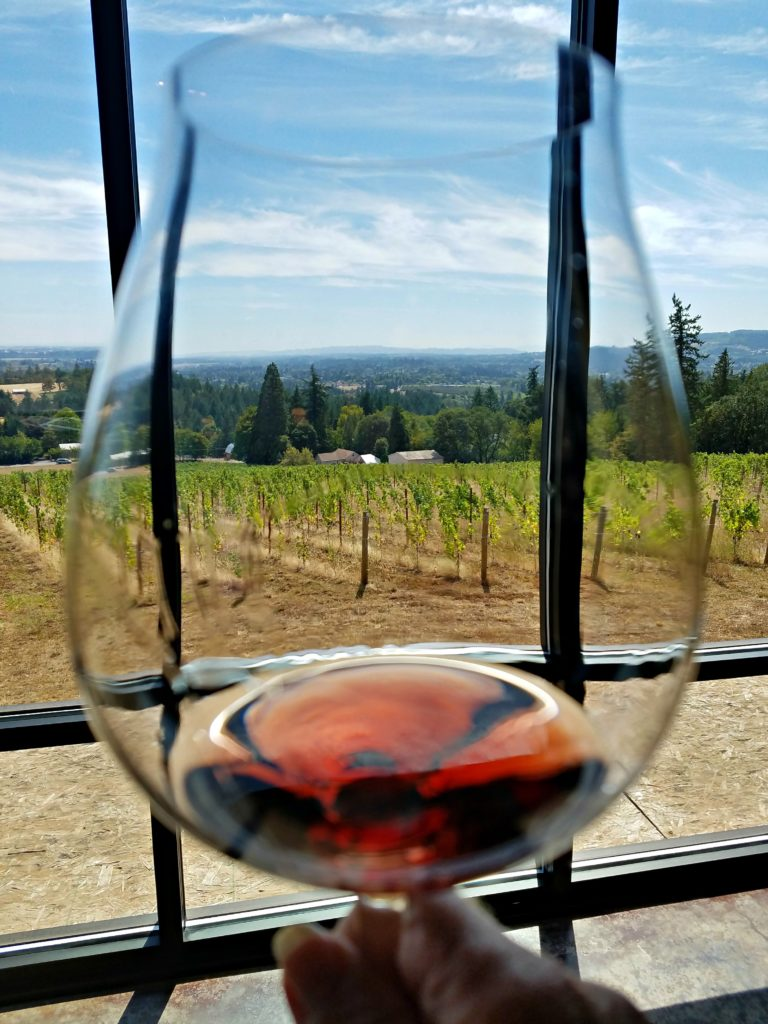 Bells Up Winery – Newberg, Oregon