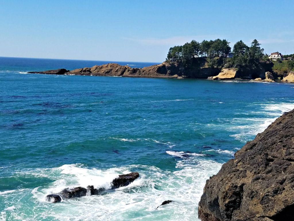 Depoe Bay…A WHALE Of A Way To Spend A Day!