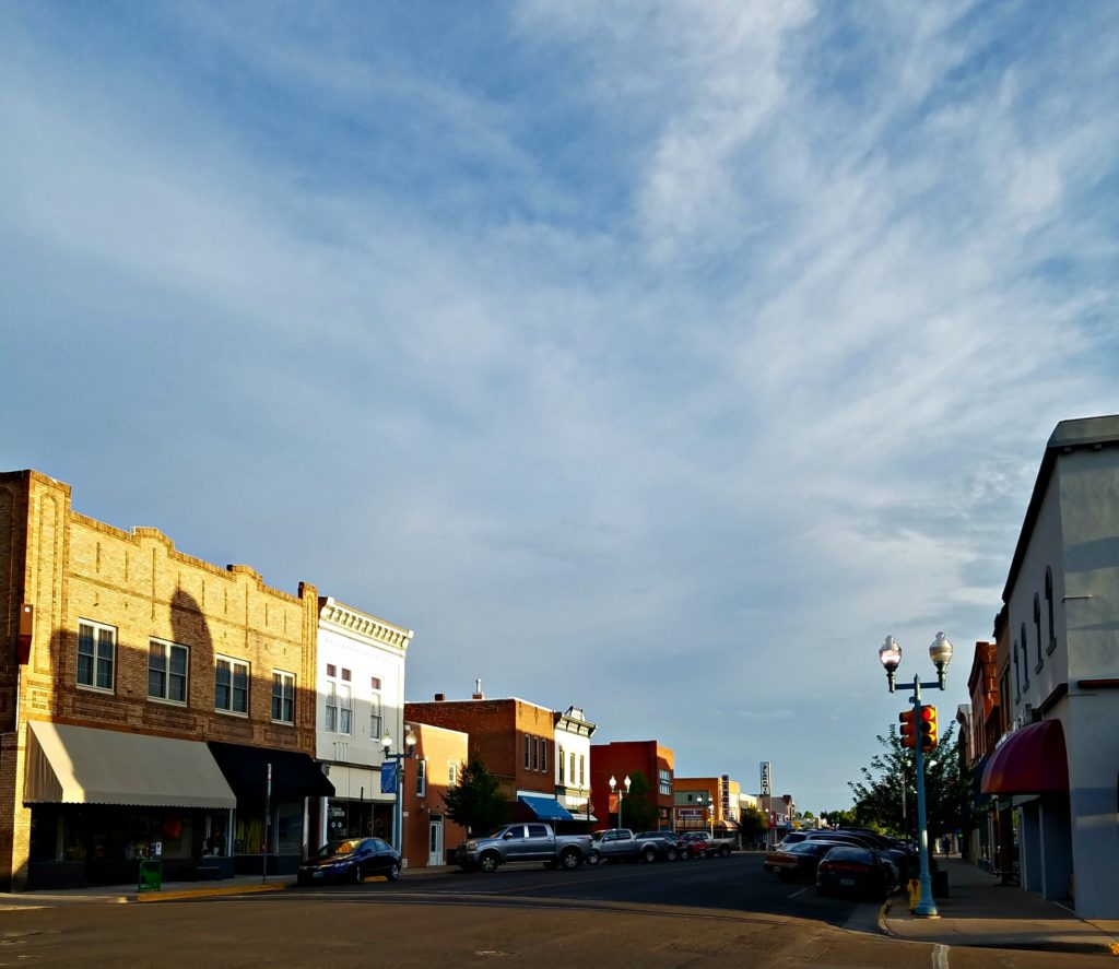 Our Overnight Stay In Laramie, Wyoming