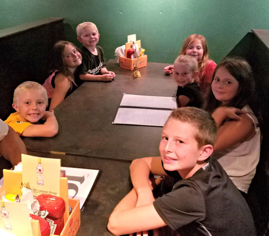 Kids Bingo Overnight | Meemaw Eats