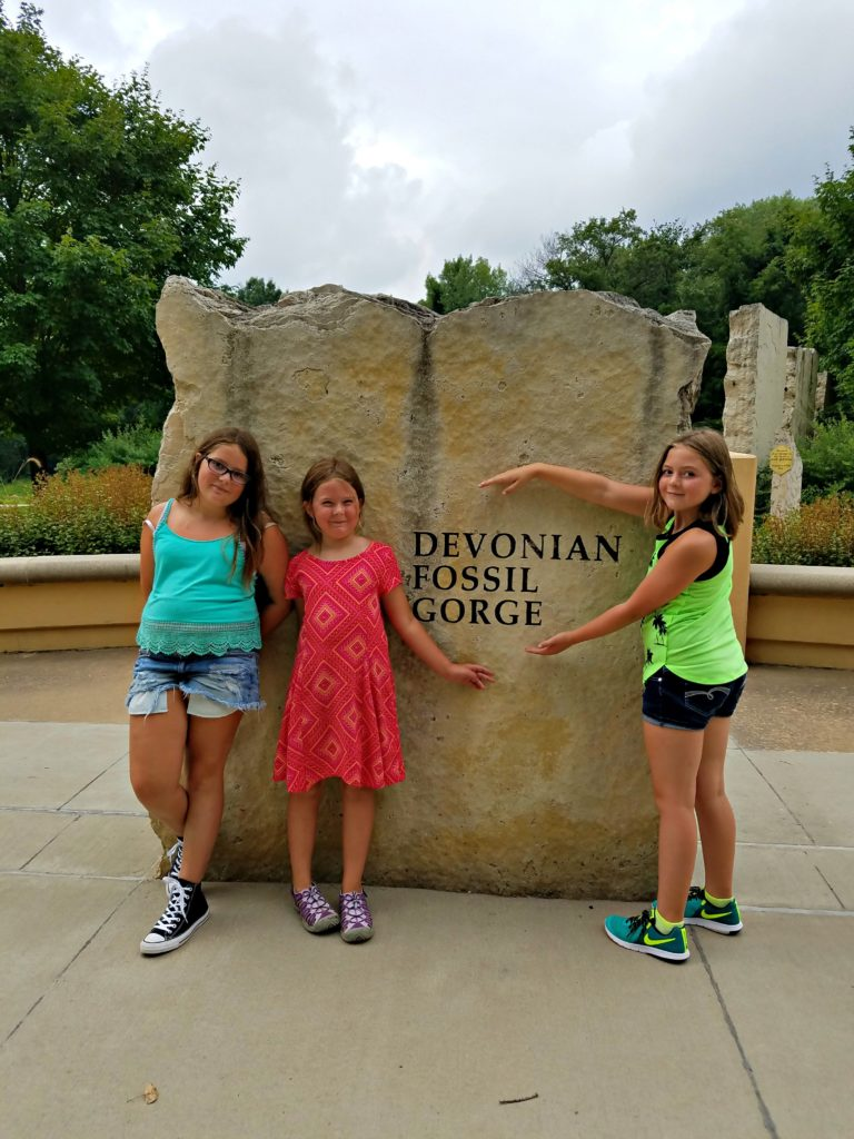 Grandkids, Fossils, And Fun For All!
