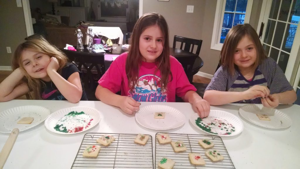Christmas Cookies And Memories…Generations Of FUN
