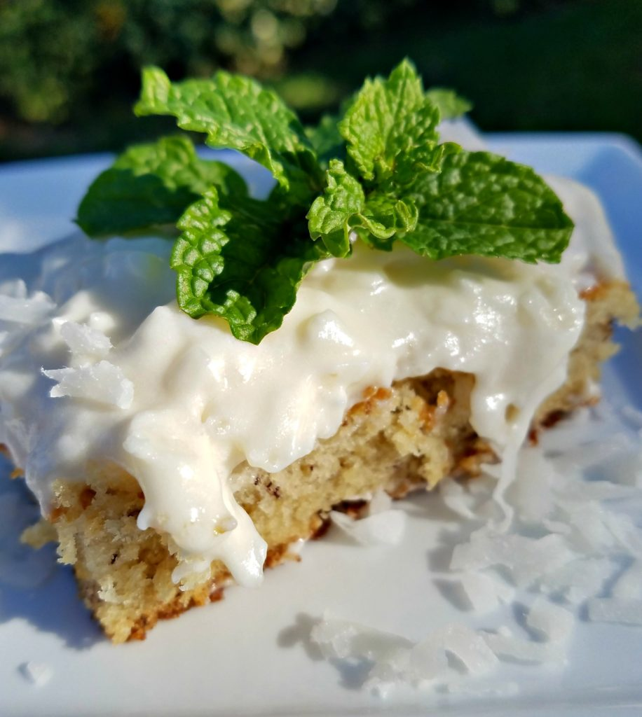 Try My Coconut Cream Cheese Frosting