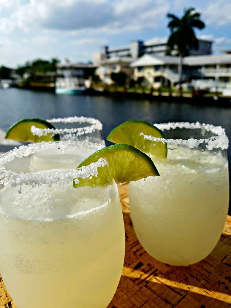 "Norm's ""Mucho Gusto"" Margaritas…Thumbs UP…And ""Ole'!"""