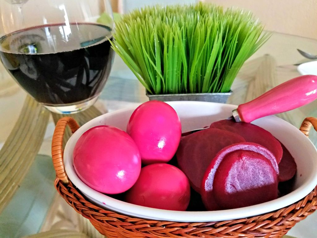 Pickled Beets And Pickled Eggs…An Easter Tradition