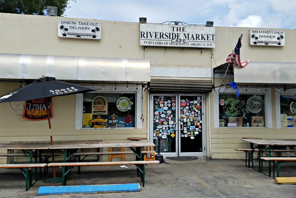 "Riverside Market and Cafe – Fort Lauderdale- ""Purveyors Of Deliciosity"""