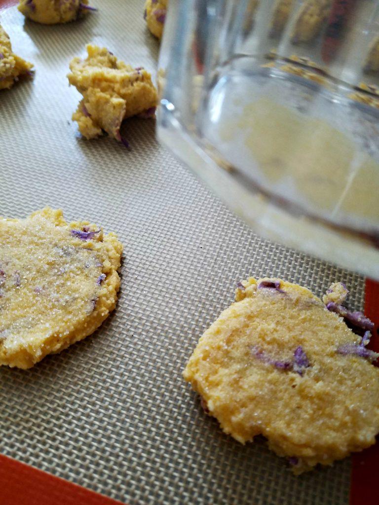 Lilac Cookies   Meemaw Eats