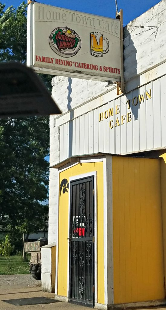 Home Town Cafe – Millersburg, Iowa…It's a GEM In The Heartland