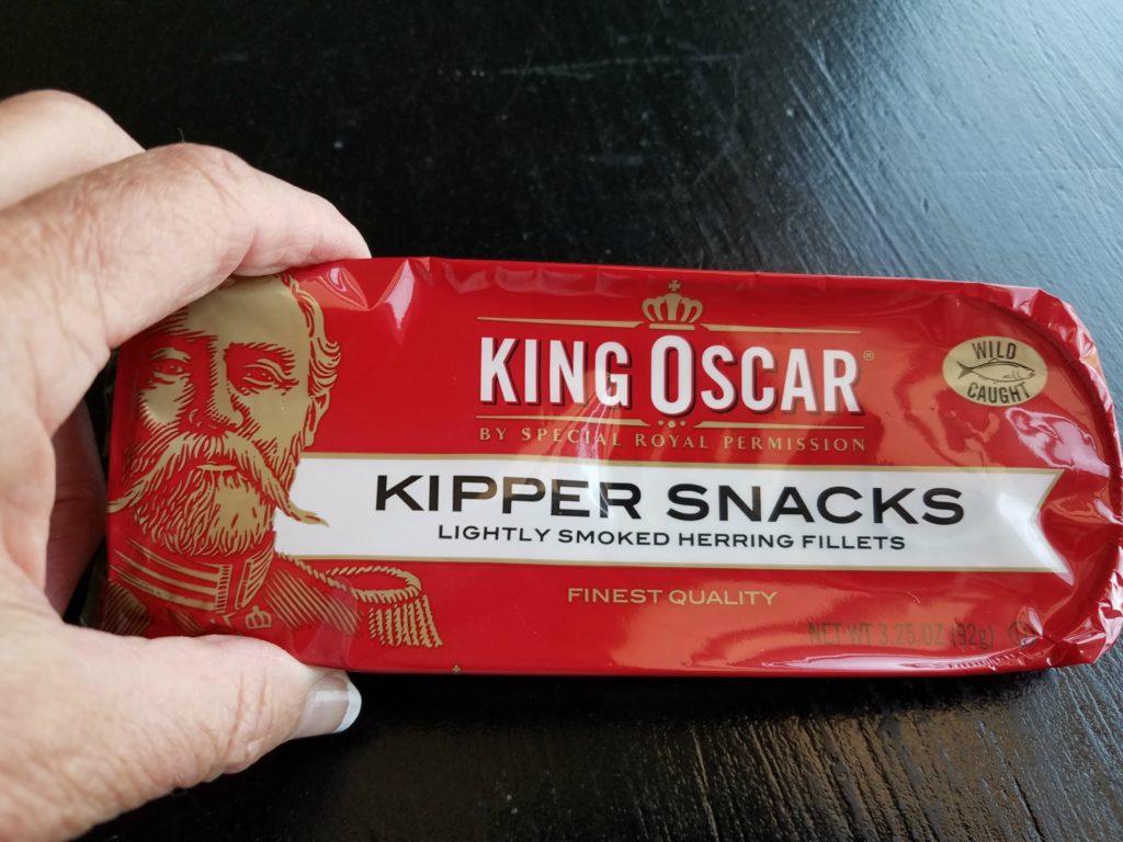 Kipper Snacks | Meemaw Eats