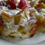 Rhubarb Cobbler | Meemaw Eats