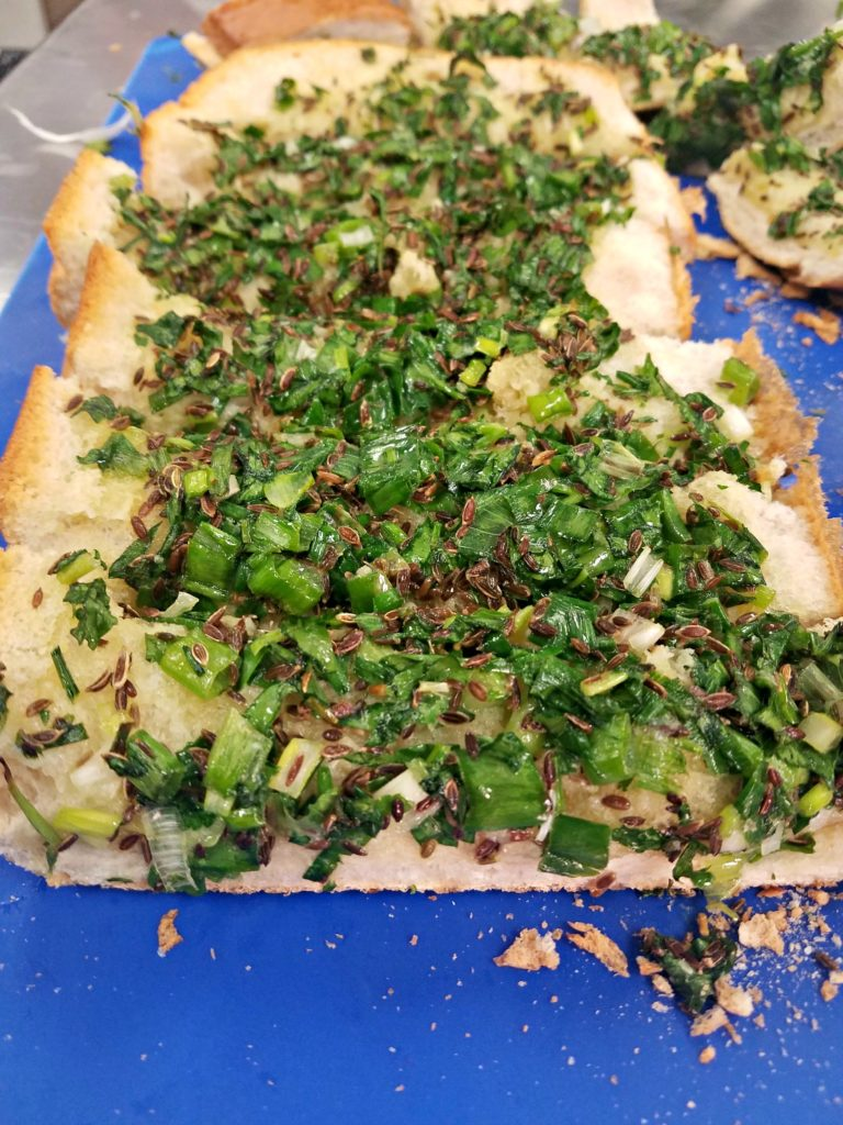 Herb Bread With Dill Seed- A Delicious Alternative To Garlic Bread