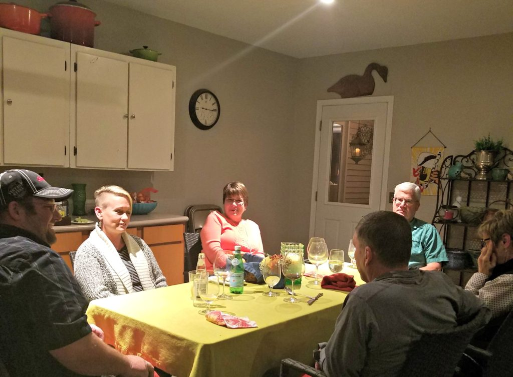 Five Course Autumn Harvest Dinner | Meemaw Eats