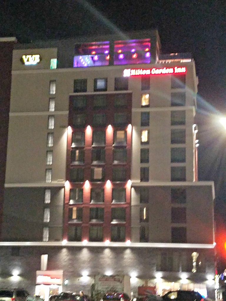 Hilton Garden Inn – A Hotel Gem In Downtown Iowa City, Iowa