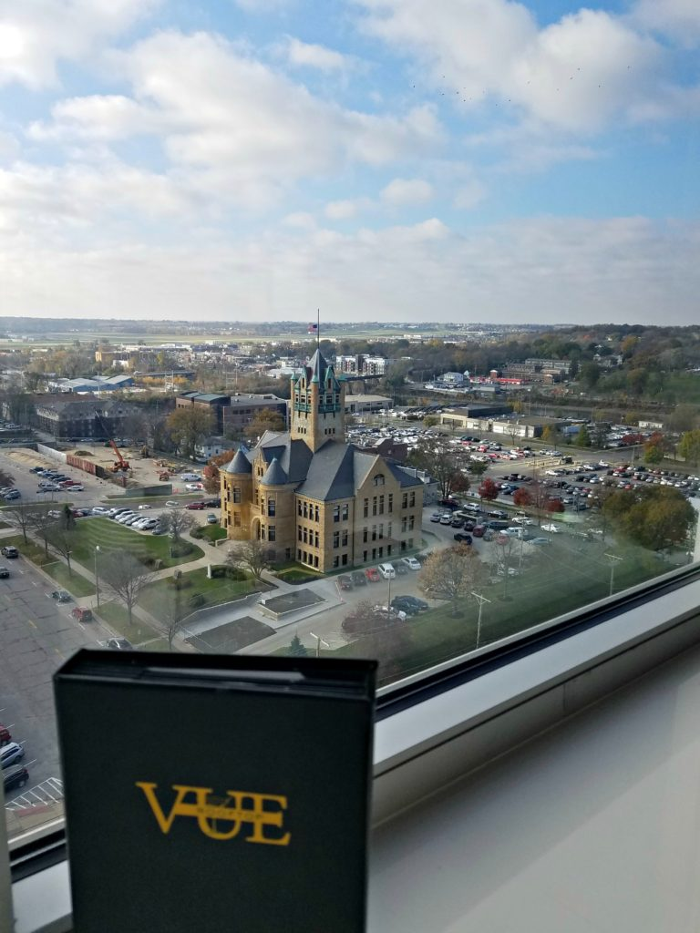 VUE Rooftop Iowa City | Meemaw Eats