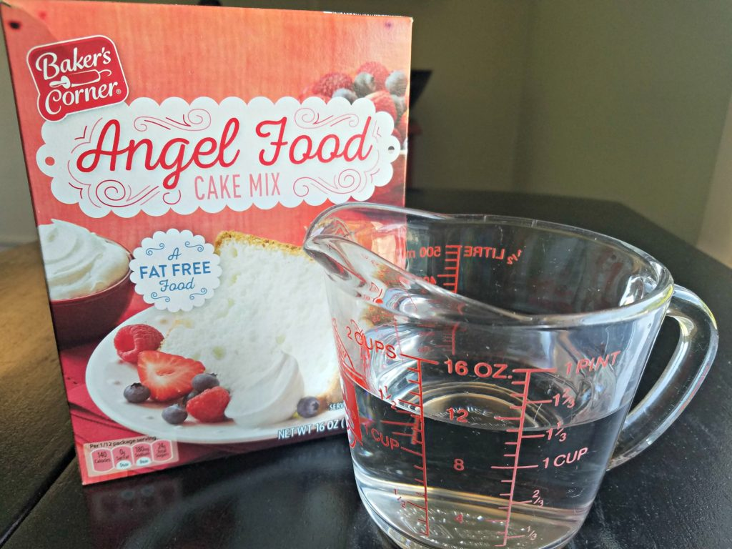 How Many Calories In Dry Angel Food Cake Mix
